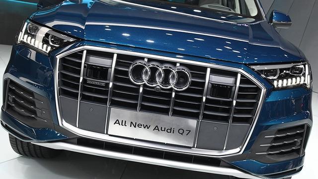 """""""เมื่อกลับมาจากผู้ชายสู่ผู้ชายบางที Audi Q7 ใหม่อาจหาซื้อได้จากผู้คนจำนวนมาก"""