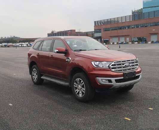 Ford Road Shaker กำลังเปิดตัวรถรุ่นใหม่! รูปร่างหน้าตามีขนาดใหญ่และติดตั้ง 275 แรงม้า + 10AT