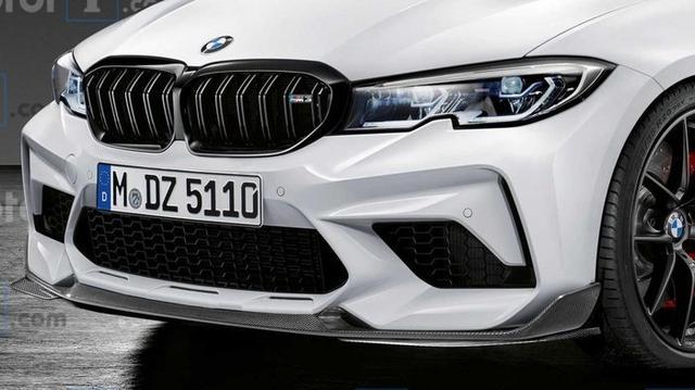 อนุมูลกลายเป็นอนุรักษ์นิยม? BMW M3 รุ่นใหม่แสดงผลแล้ว
