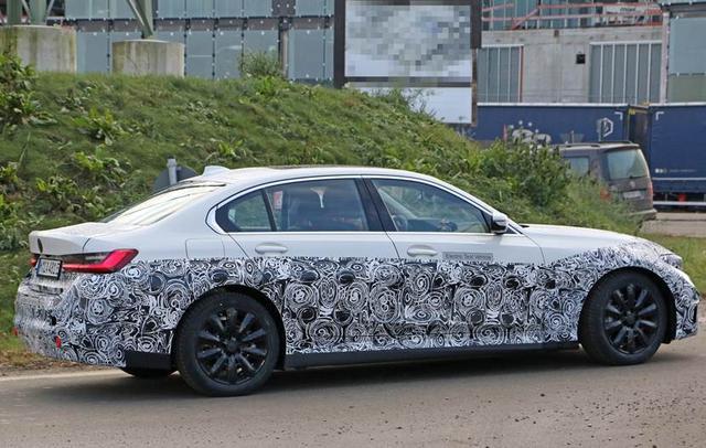 BMW 3 Series จะปรากฏเป็นรุ่นไฟฟ้าบริสุทธิ์ซึ่งอาจเรียกว่า i3